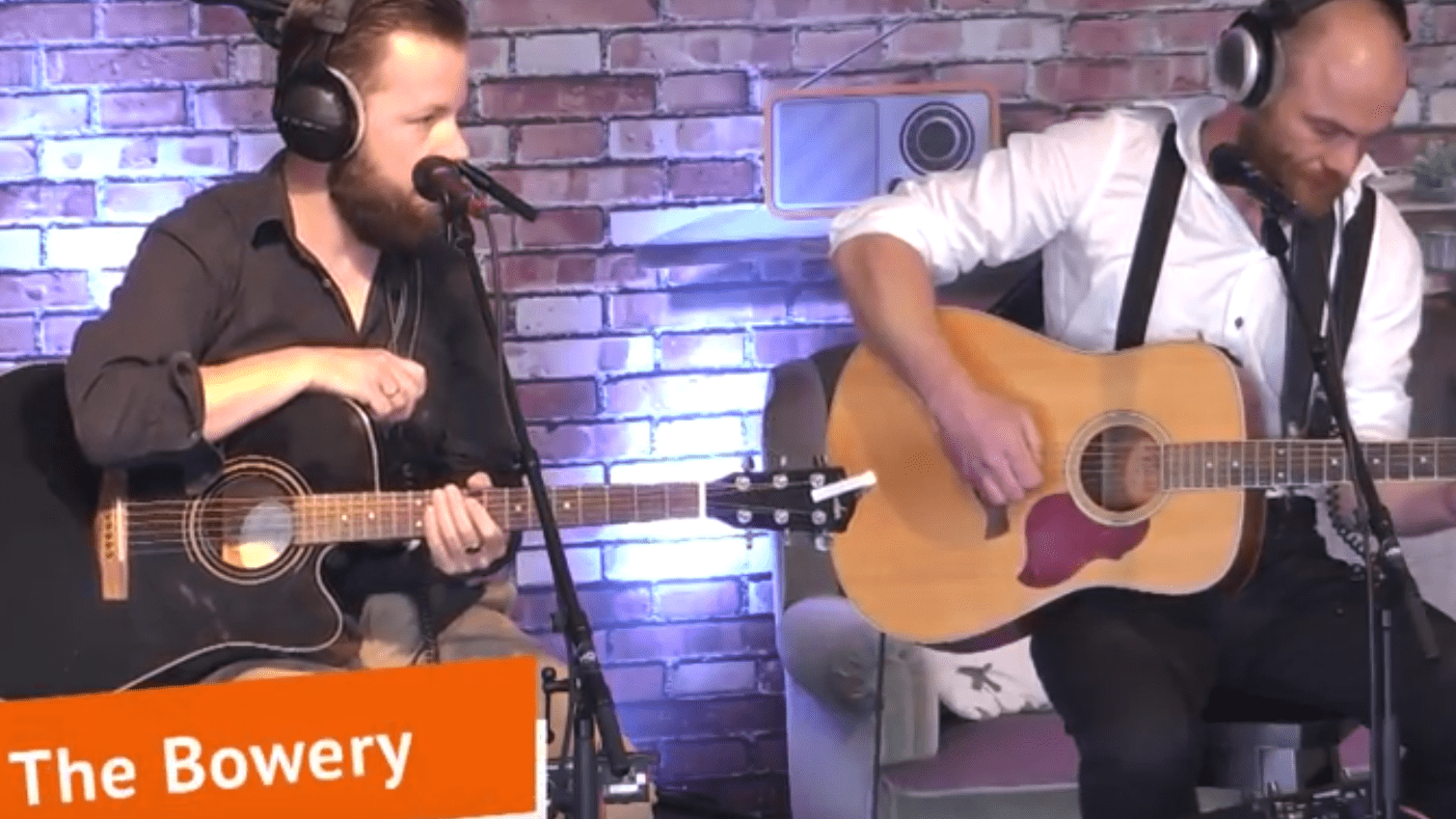 A Home Never Seen - The Bowery Live @ Groot Nieuws Radio / Opwekking