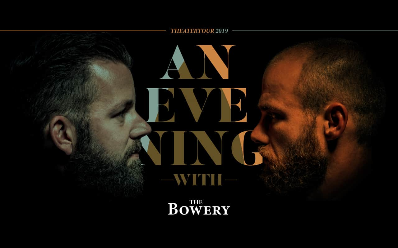 An Evening With The Bowery Theatertour
