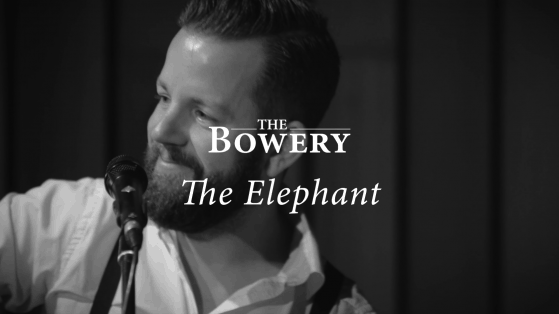 The Elephant Live - The Bowery