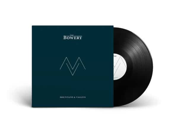 LP Mountains & Valleys - The Bowery